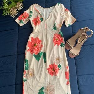 ASOS  flowery dress